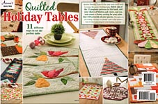 Annie's QUILTED Holiday Tables