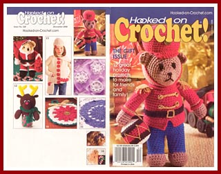 Cover of Hooked On Crochet! December 2006