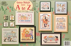 Kooler Design Studio: Cross-Stitch From A to Z