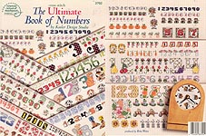 Kooler Design Studio The Ultimate Book of Numbers for cross-stitch