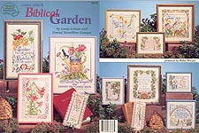 Cross-Stitch Biblical Garden