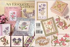 ASN An Eloquent Garden to cross-stitch