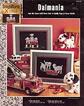 Dalmania -- Dalmatians in cross-stitch