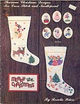 Shariane Christmas Designs for Cross Stitch and Needlepoint, Book 3