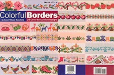 ASN Colorful Borders to cross-stitch