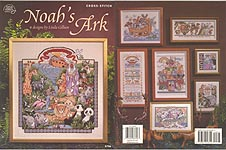 ASN Noah's Ark to Cross Stitch