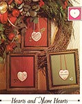 Vanessa Ann Christmas in Cross-Stitch: Hearts and More Hearts