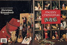 Leisure Arts Presents Christmas Remembered Book Six: Merry Christmas ABC