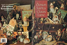 Leisure Arts Presents Christmas Remembered Book Eight: Down Santa Claus Lane