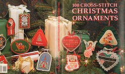 Dimensions 101 Cross- Stitch Christmas Ornaments