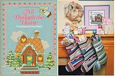 The Vanessa- Ann Collection: Holidays in Cross- Stitch 1988