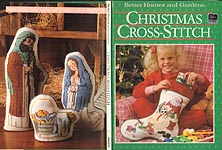 Better Homes and Gardens Christmas Cross Stitch