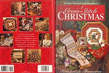 Better Homes and Gardens Christmas Cross Stitch: Handmade Treasures