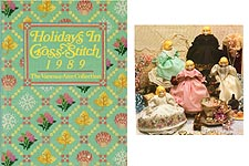 The Vanessa- Ann Collection: Holidays in Cross- Stitch 1989