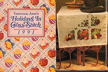 The Vanessa- Ann Collection: Holidays in Cross- Stitch 1991