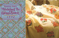 The Vanessa- Ann Collection: Holidays in Cross- Stitch 1992