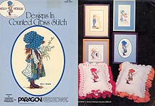 Paragon Holly Hobbie Designs in Counted Cross Stitch