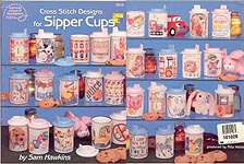 ASN Cross-Stitch Designs for Sipper Cups