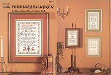 Graphique Needle Arts Classic 18th Century Sampler