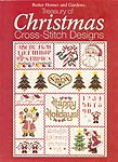 Better Homes and Gardens Treasury of Christmas Cross Stitch Designs
