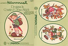 Authentic Hummel Designs in Counted Cross Stitch