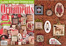 Just Cross Stitch 2012 Special Christmas Issue: Christmas Ornaments