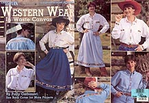 LA Western Wear in Waste Canvas