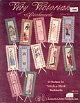 Jeanette Crews Very Victorian Bookmarks