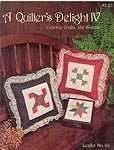 Country Crafts A Quilter's Delight 1V