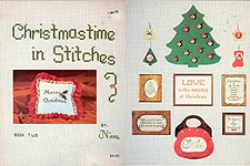 Christmastime in Stitches Book Two