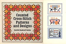 Swedish Handcraft Society Counted Cross- Stitch Patterns and Designs