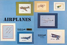 Goodman Graphs Airplanes, Book One
