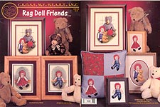 Cross My Heart Rag Doll Friends