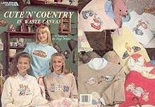 LA Cute 'n' Country in Waste Canvas