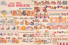 ASN Cross Stitch Baby Borders