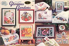 ASN Cross- Stitch Cross- Stitch Glorious Gardens