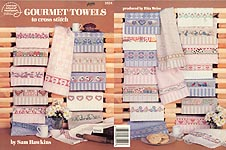 ASN Gourmet Towels to Cross Stitch