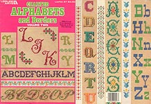LA Charted Alphabets and Borders Volume Two