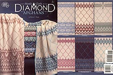 ASN Monk's Cloth Diamond Afghans