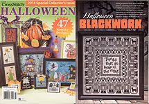 Just Cross Stitch Halloween -- 2014 Special Colletor's Issue