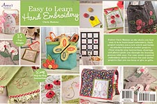 Annie's Easy to Learn Hand Embroidery
