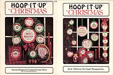 The Graph Menagerie Hoop- It- Up for Christmas