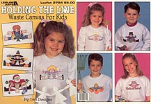 LA Holding the Line: Waste Canvas for Kids