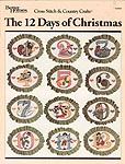 Cross Stitch & Country Crafts The 12 Days of Christmas