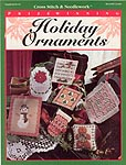 Cross Stitch & Needlework Prizewinning Holiday Ornaments