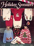 Duplicate Stitch Holiday Sweaters