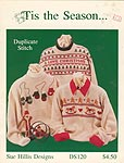 Sue Hillis Designs Duplicate Stitch 'Tis The Season