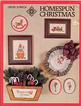 Cross 'N Patch Homespun Christmas