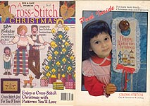 A Cross- Stitch Christmas 1989