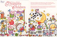 Annie's Cross Stitch Treasures For Children